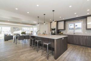 ¿Qué material elegir para muebles de cocina?